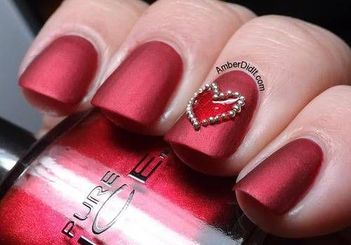 Valentine Nail Designs Google Search Nails Pinterest 3d
