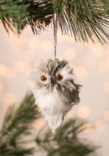 And Owl Through The House Ornament 10 Best Christmas Ornaments See More At