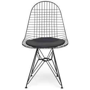 Superbe Ciel Chair Metal Eames Style Dkr Wire Mesh