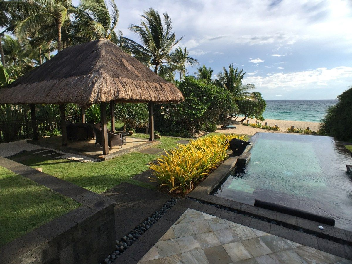 Shangri La Boracay Beach Villa Private Resort Direct Access To The Luxury In Philippines Activities For Kids