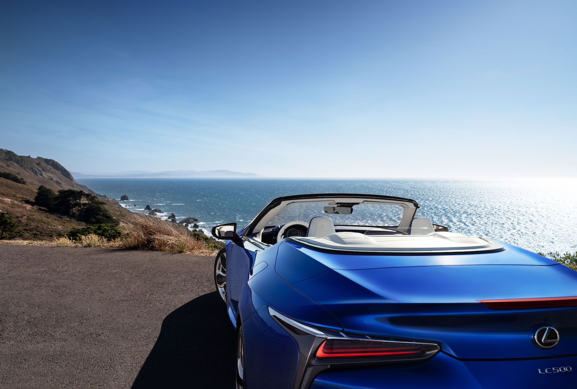 2021 Lexus Lc 500 Convertible Is A Gorgeous V 8 Drop Top Lexus Maserati Granturismo Convertible