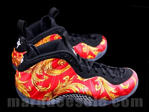 premium selection 1ccc2 b4491 Supreme x Nike Air Foamposite One: Black vs Red | Wants ...