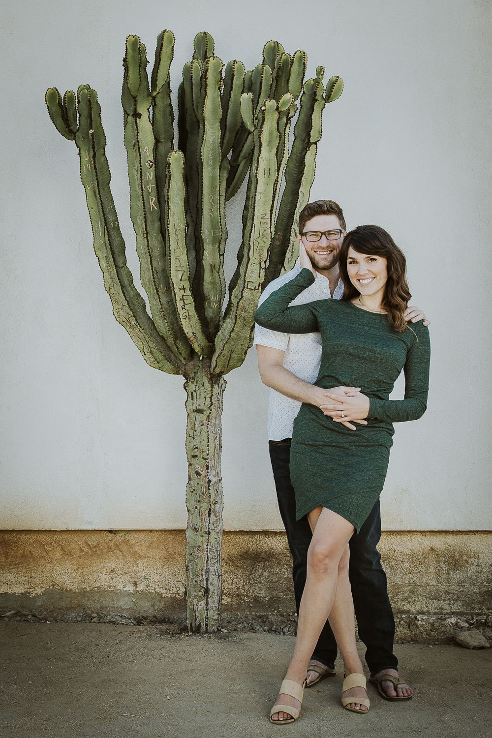 Beach + Cactus Garden Engagement Photos -  Couple goals with this engaged couple during their engagement photo session. We shot this engagemen - #Beach #Cactus #Engagement #EngagementPhotosafricanamerican #EngagementPhotosbeach #EngagementPhotoscountry #EngagementPhotosfall #EngagementPhotosideas #EngagementPhotosoutfits #EngagementPhotosposes #EngagementPhotosspring #EngagementPhotoswinter #EngagementPhotoswithdog #Garden #Photos #summerEngagementPhotos #uniqueEngagementPhotos