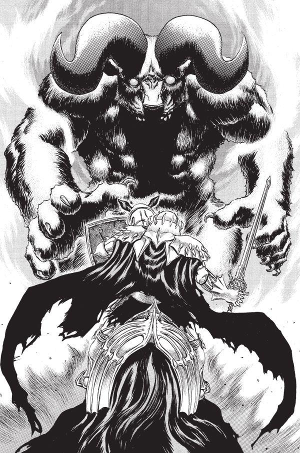 Skull Knight vs. Zodd - Berserk