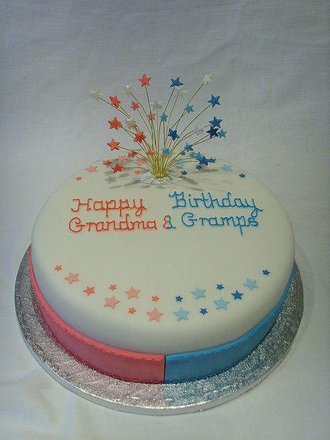 His And Hers Birthday Cake Birthday Cakes Cake And