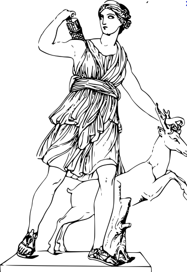 Resultado de imagen de dioses romanos para colorear | imperio romano ...