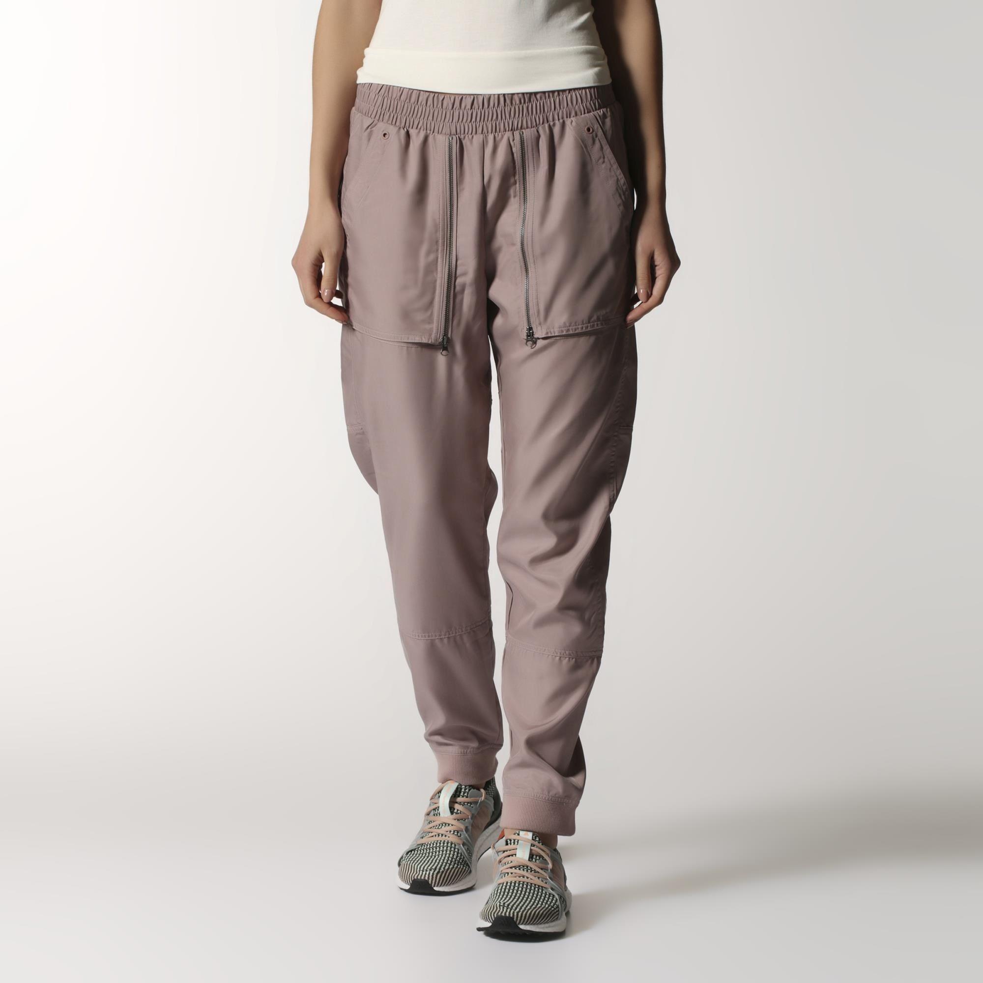 17c5a9500bc67 Pantalón de Buzo Essentials Stella McCartney - Pink adidas