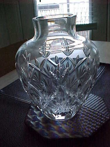 5f881e975b11 Montrose Tiffany Co Crystal 6 inch Tall Vase Original Owner. Free Shipping.
