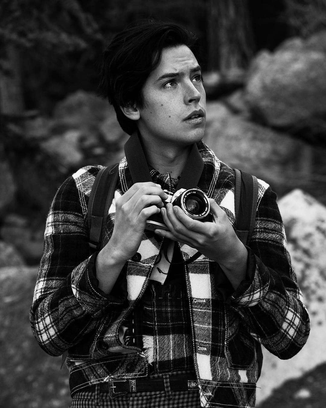 """Sprousehart ♡ on Instagram: """"So handsome � . . . . . . . . . . . . . . . . . . . . . . . . . . . . . . #sprousehart #bughead #lilicole #lilireinhart #cole #colesprouse…"""""""