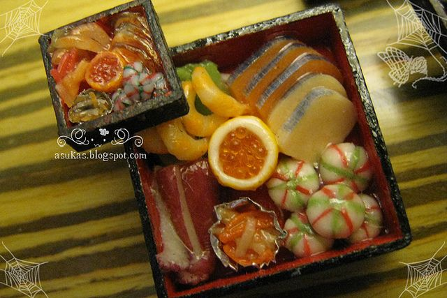 1_12 against 1-24 osechi 04 | Flickr - Photo Sharing!