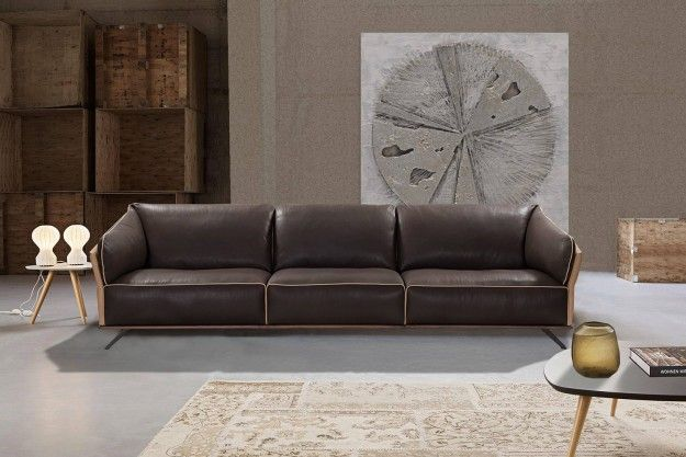 Nautilus 3 Seater Sofas Living