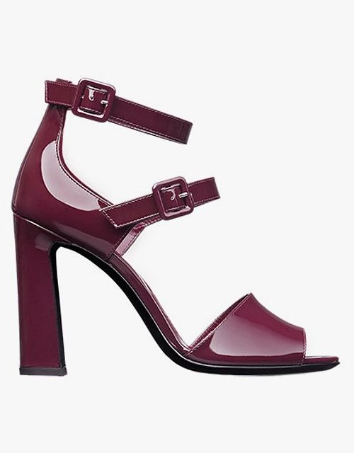 Zapatos rojos Nora para mujer hlholdU