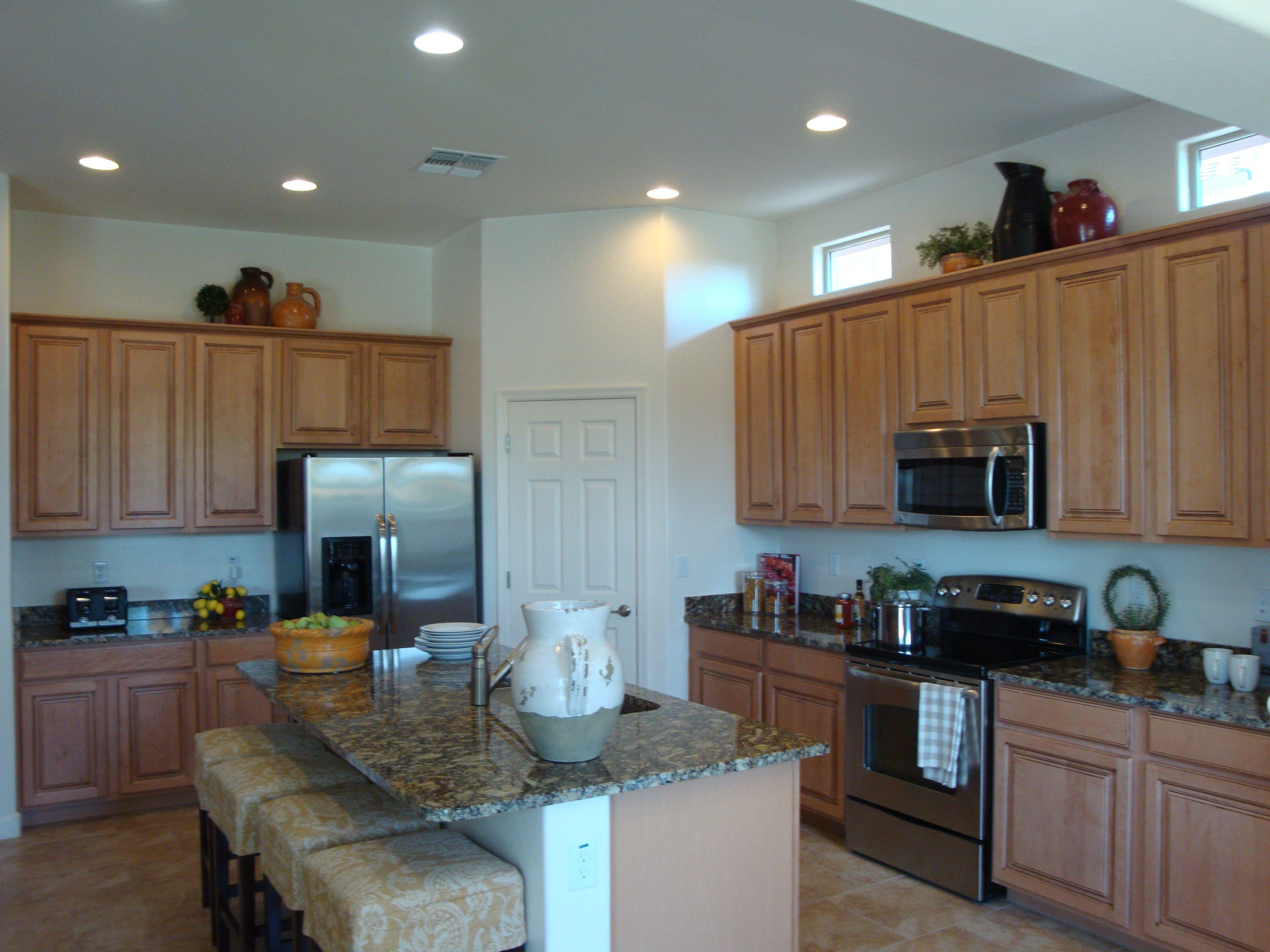 Lennar model of my kitchen | Kitchen, Kitchen cabinets