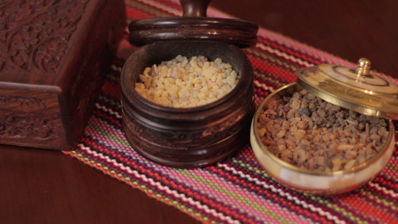 Gold, Frankincense and Myrrh: Gifts of the Wise Men ...