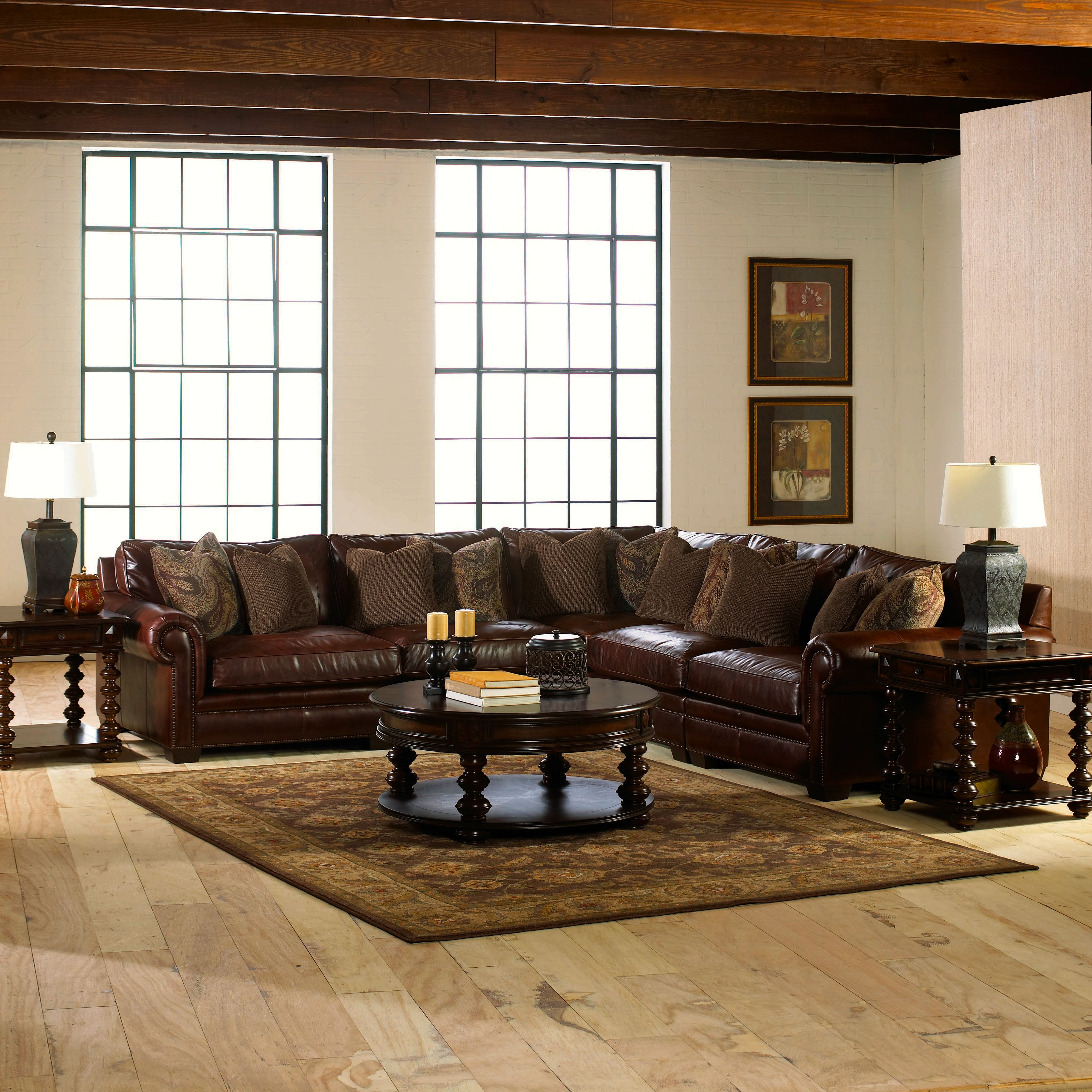Swann's Furniture   Living room leather, Leather living room set ...