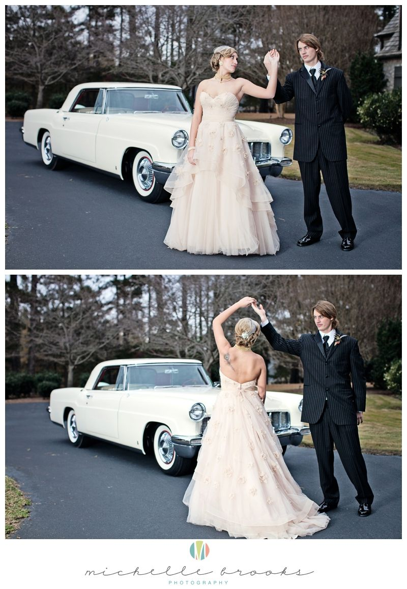 bonnie & clyde themed wedding shoot 26 #wedding #photography
