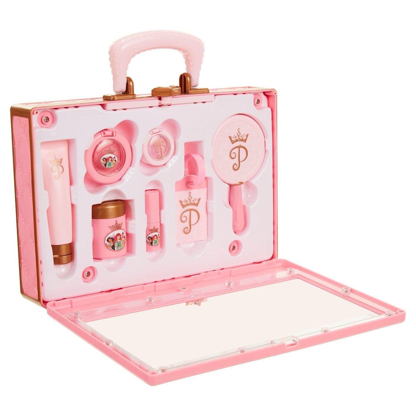 Disney Princess Style Collection Makeup Travel Tote Disney Princess Toys Little Girl Toys Princess Toys