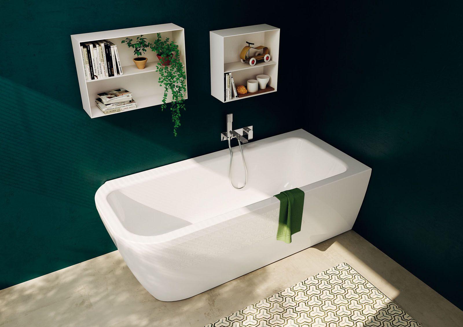vasche da bagno low cost. a partire da 182 euro - cose di casa ... - Vasche Da Bagno D Arredo