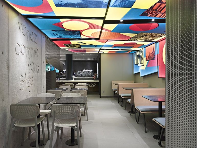 10 Global Restaurants Deliver Design La Carte