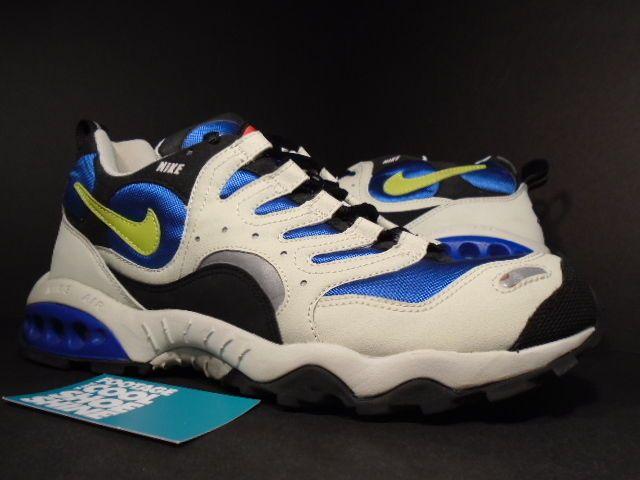 hot sale online f9451 f25be 1998 OG Nike Air TERRA HUMARA ACG ROYAL BLUE GREEN VAPOR BLACK 104113-432  11.5 in Vêtements, accessoires, Hommes chaussures, Baskets  eBay