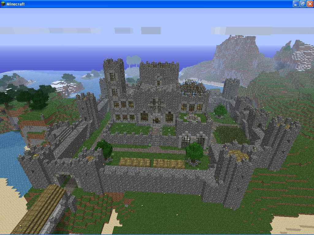 Minecraft Survival Ideas
