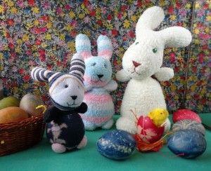 Ponožkový zajac (fotopostup) - obrázok 9