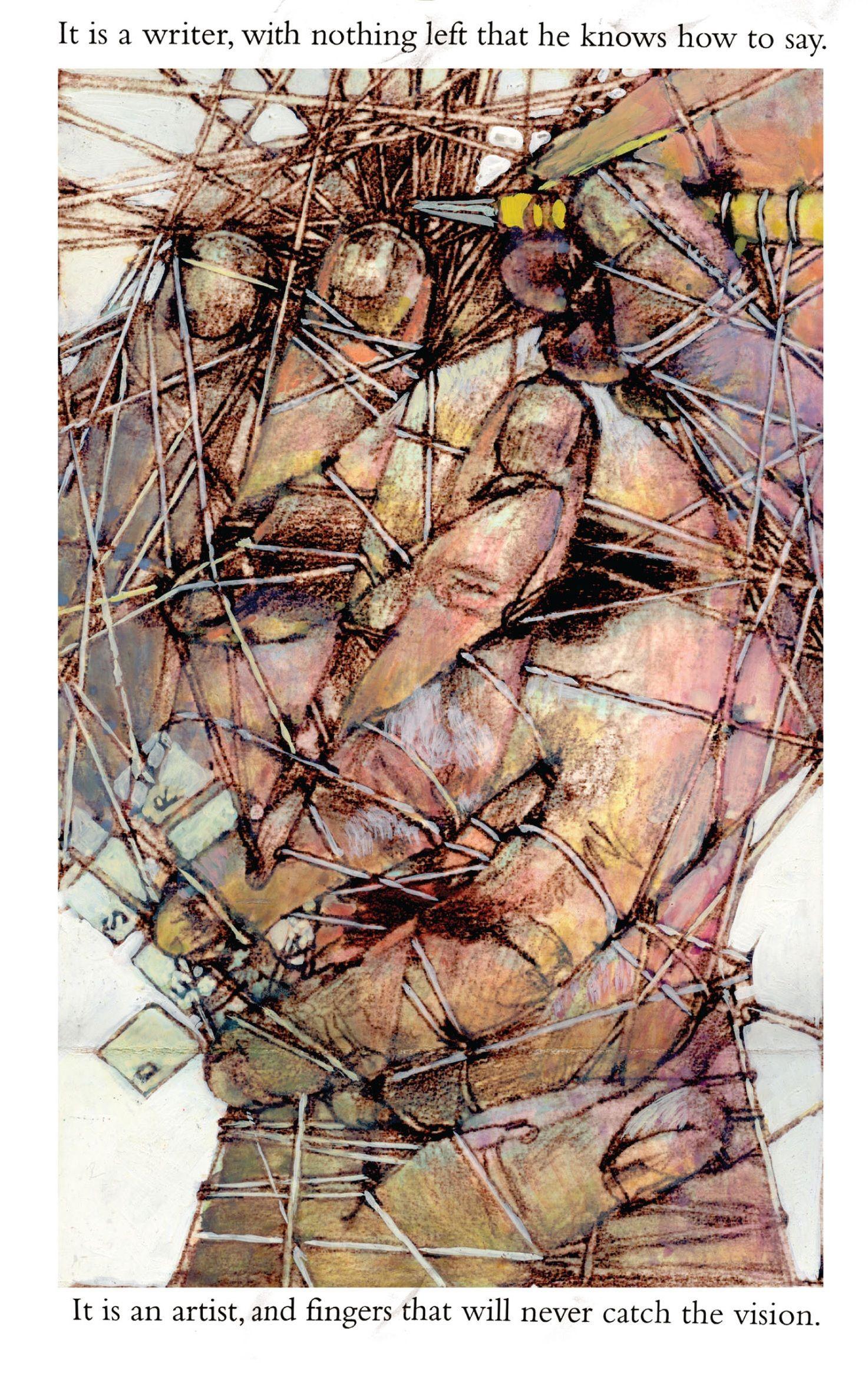 The Sandman Endless Nights Despair Fifteen Portraits Of Everbest Bjorka Handbag Hitam Neil Gaiman Barron Storey Dave Mckean