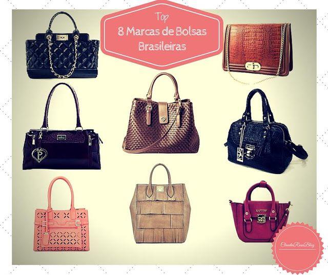 3064e87f1 Top 8 Marcas de Bolsas Femininas Brasileiras | Fashion - Acessórios ...