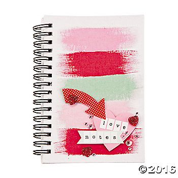 Jazz up a plain notebook and transform it into an adorable love jazz up a plain notebook and transform it into an adorable love notes journal for your little sweetie this valentines day this do it yourself notebook solutioingenieria Choice Image