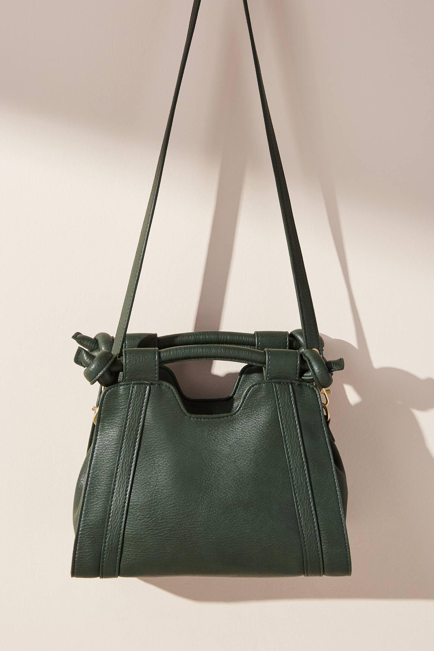 926681f8f291 Terrance Mini Knotted Crossbody Bag