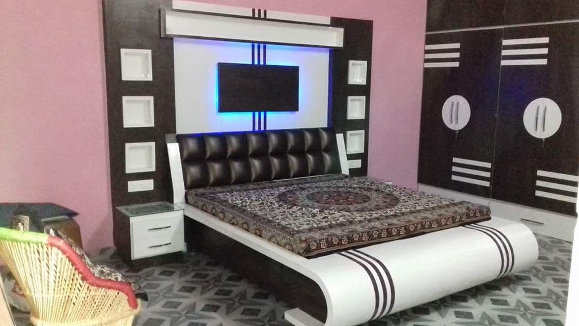 Pin By Arvindkumar Prajapati On Home Decor Bedroom Bed Design