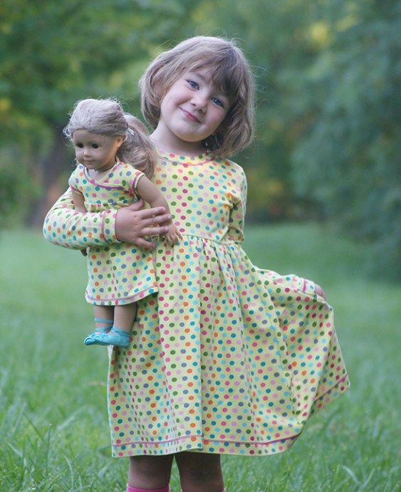 Doll Everyday Playdress | Pinterest