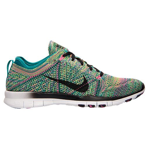Nike Free 5.0 TR Flyknit Training Shoes - size 9