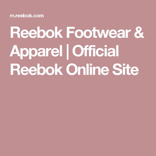 Reebok Footwear & Apparel   Official Reebok Online Site