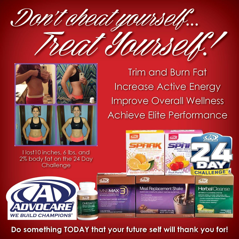 Advocare Valentines Flyer | Advocare, Body challenge, Meal ...
