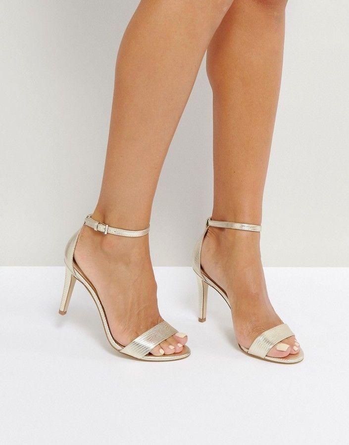 f644db5fd614 Aldo Camy Gold Heeled Sandals