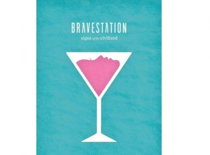 Bravestation - Signs of the Civilized  http://spindlemagazine.com/2012/06/bravestation-signs-civilized/