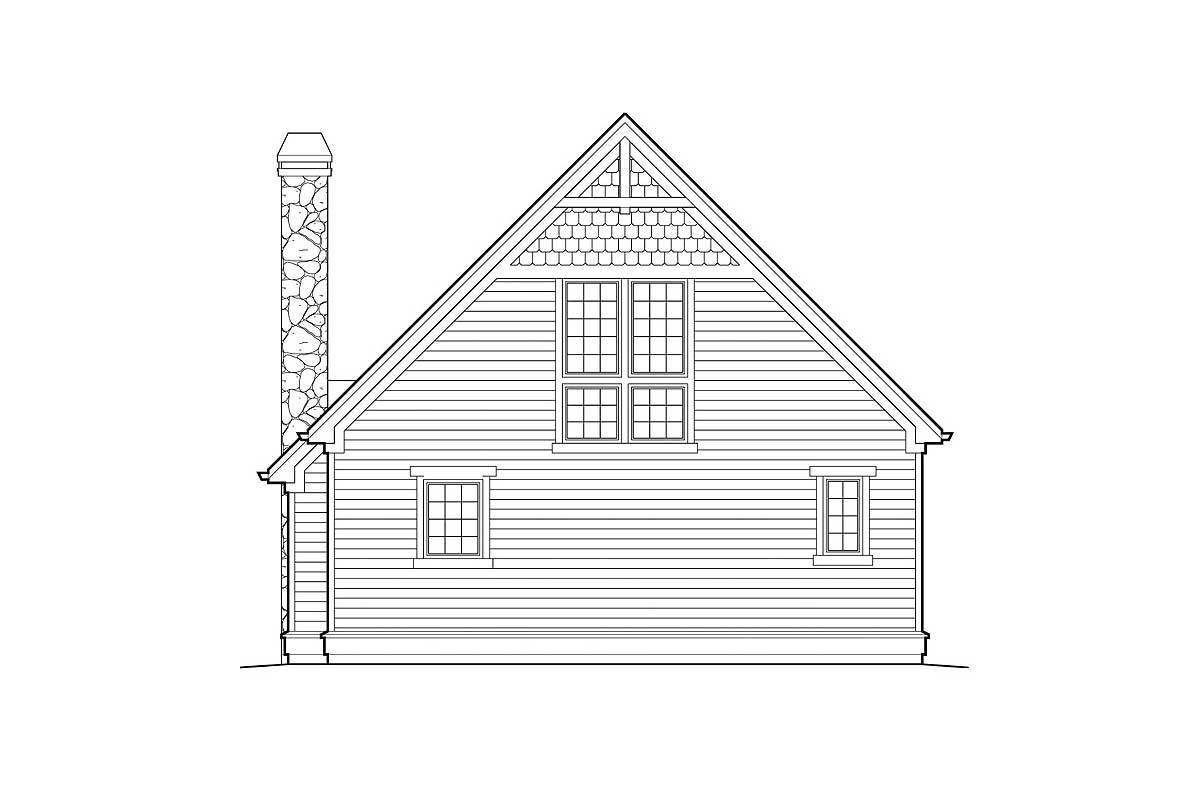Country Retreat Built In Desk House Plans How To Plan