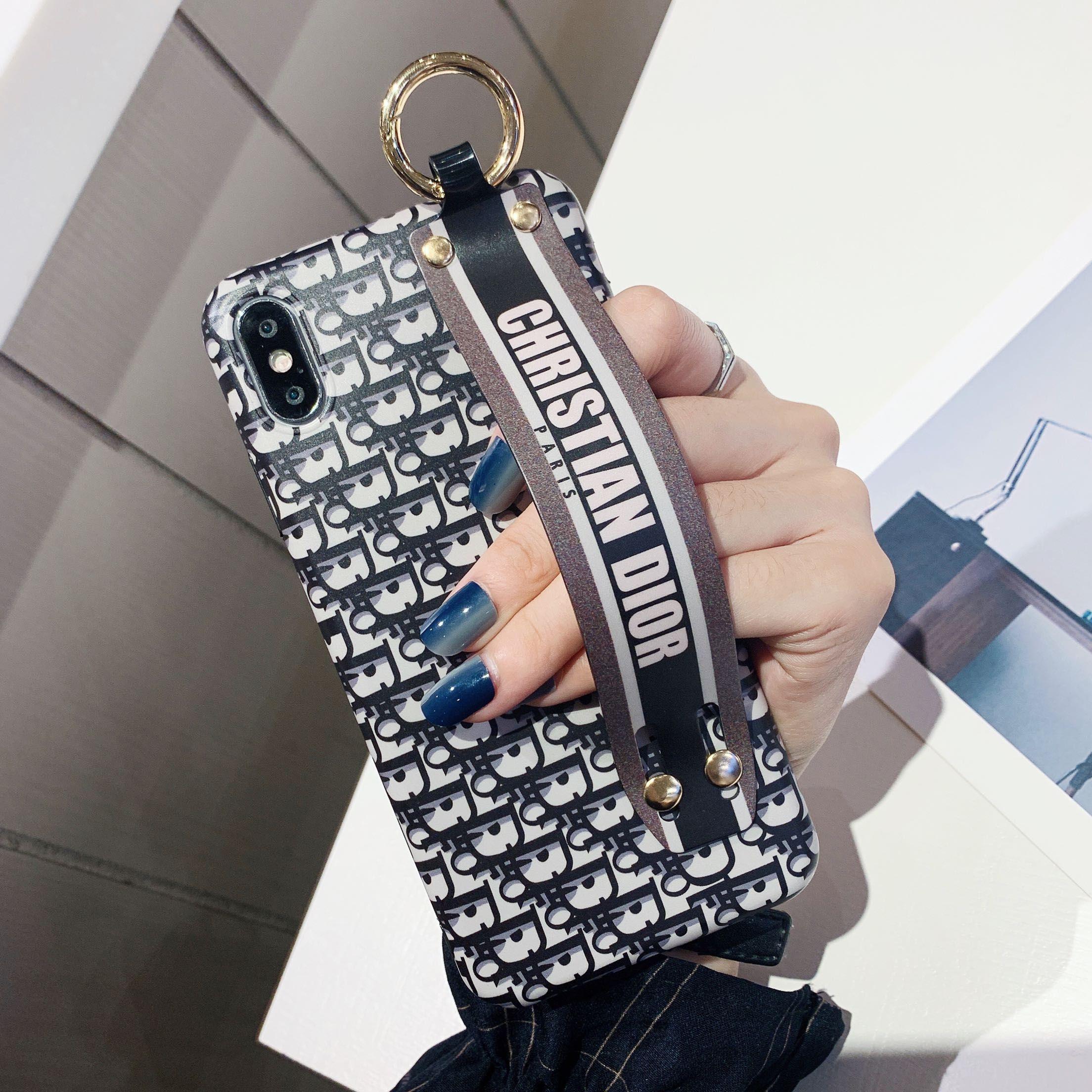 2965 wristband christian dior matte hard back cases for