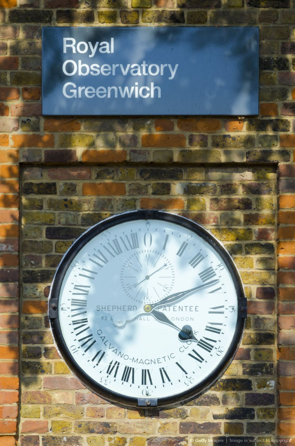 London, Greenwich Park, Royal Observatory