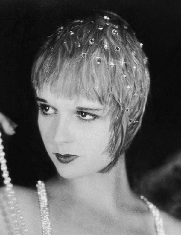 louise brooks I will forever love this photo of her ...