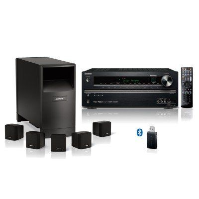 bose 5 1 home theater package bose acoustimass 6 iii. Black Bedroom Furniture Sets. Home Design Ideas