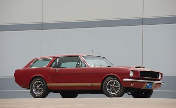 1965 Ford Mustang Station Wagon  Grocery Mobiles  Pinterest