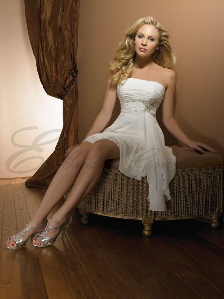 short flowy wedding dress | Wedding Dresses Online Shop - Chiffon ...