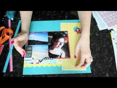 Glitter Girl Adventure 025 :: The Sticky Sticker Situation