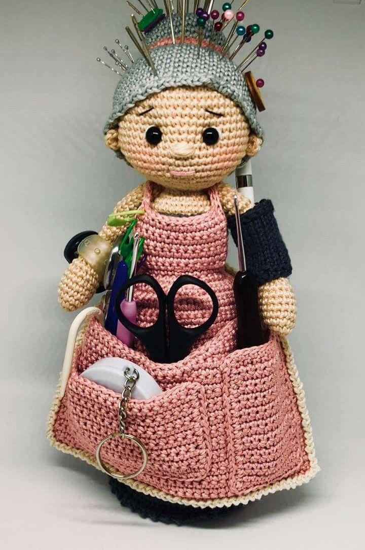Pin de cindra dixon en crochet   Pinterest   Muñeca amigurumi ...