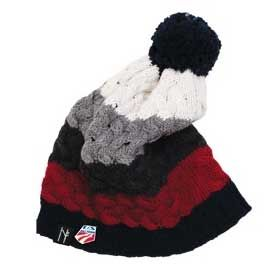 Neve Taylor USSA Winter Hat - Support the Team USA in the Winter Olympics - Makes a perfect stocking stuffer!