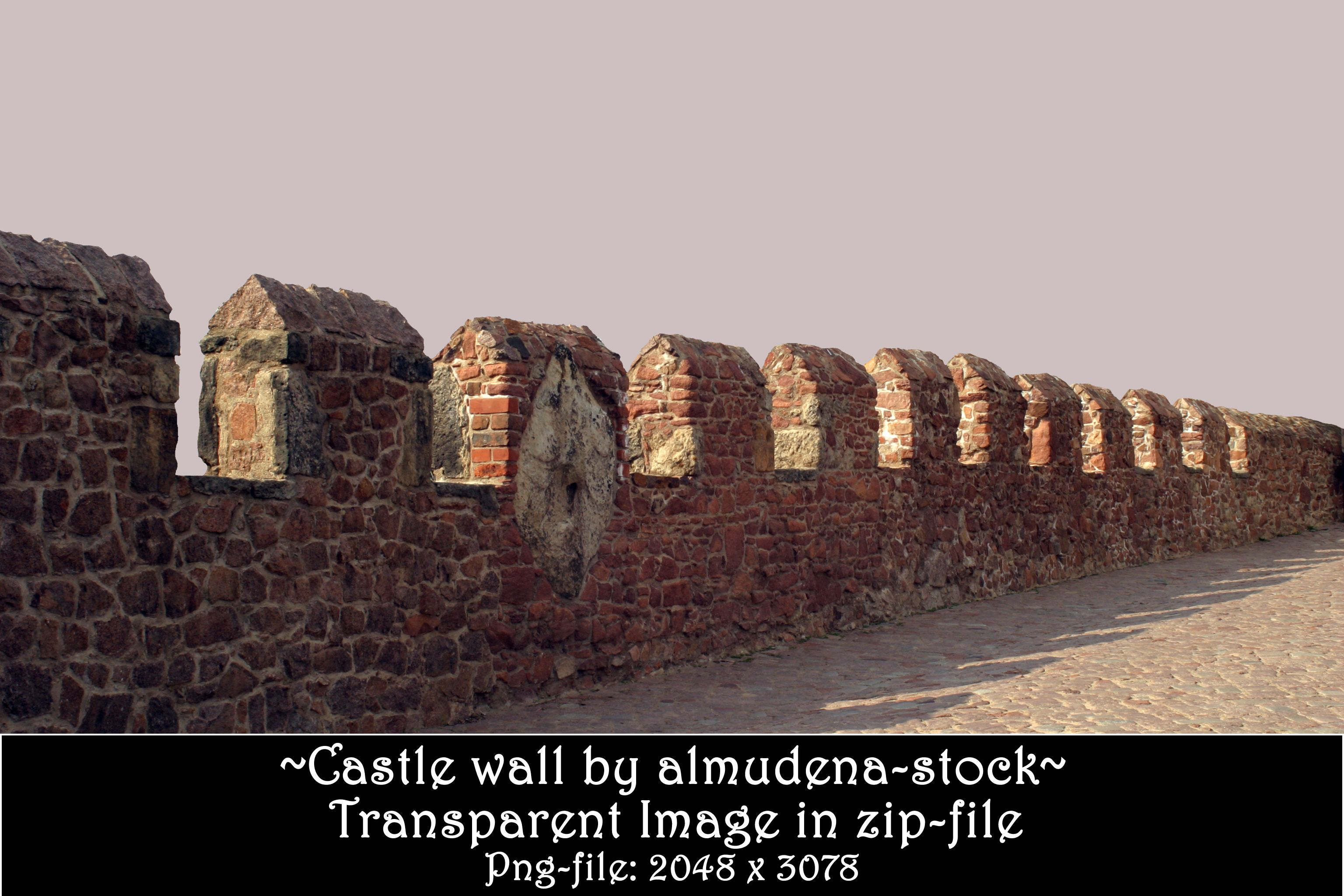 Castle Wall Transparent File By Almudena Stock On Deviantart Castle Wall Castle Transparent