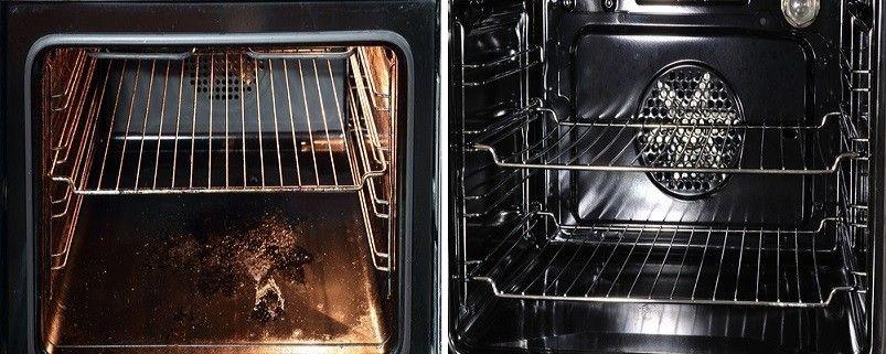 Cómo Limpiar El Horno Sin Químicos Interior Trucos De Limpieza Como Limpiar Horno Limpieza Horno Electrico