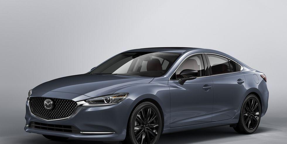 2021 Mazda 6 Adds Torque Features And A Special Edition Mazda 6 Mazda Mazda 6 Sedan